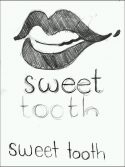 Initial Sweet Tooth Logo Supp