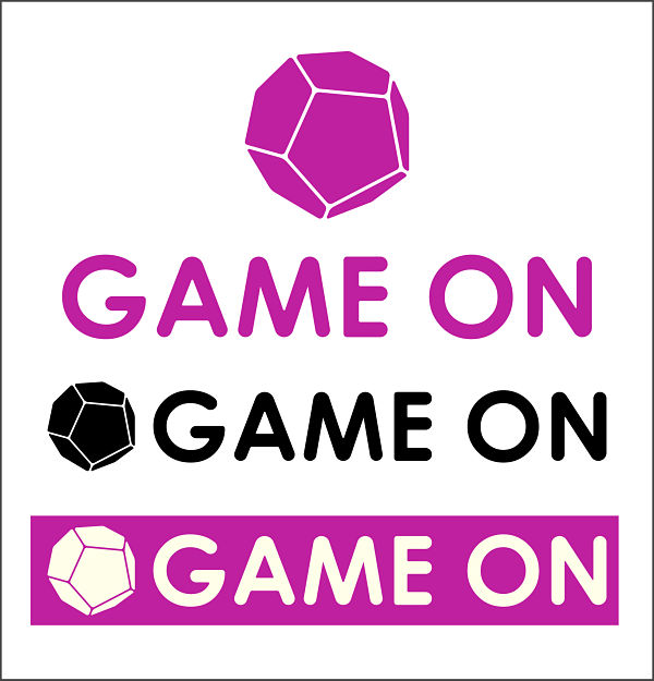Game On Logo Set Supp