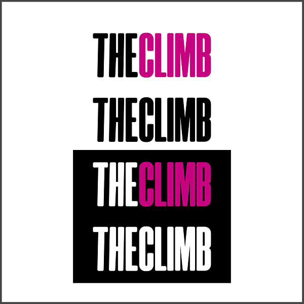 The Climb Logo Web Supp