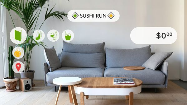 Sushi Run Menu Start Supp